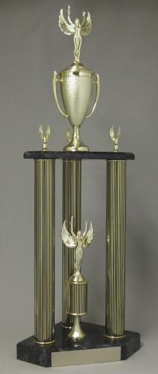 3 Post Trophy Thumbnail