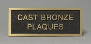 Bronze Plaques Thumbnail