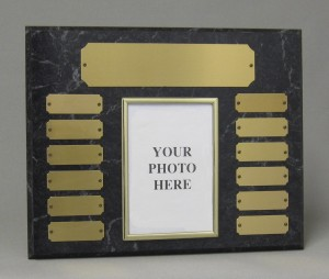 Perpetual plaque w/ photo Thumbnail