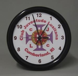 Custom Round Clock Thumbnail