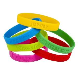Silicone Bracelets Thumbnail