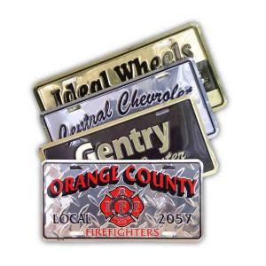 License Plates Thumbnail
