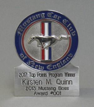 Car Grill Medallions Thumbnail