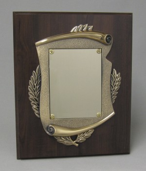 Bronze Scroll Plaques Thumbnail