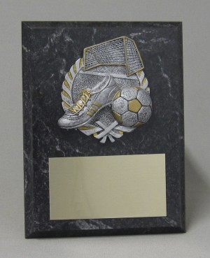 Silver wreath plaques Thumbnail
