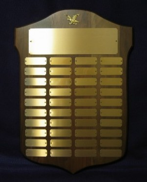 Large custom perpetual plaques Thumbnail