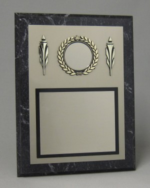 Torch plaque Thumbnail