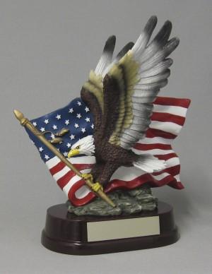 Hand Painted Eagle 2 Thumbnail