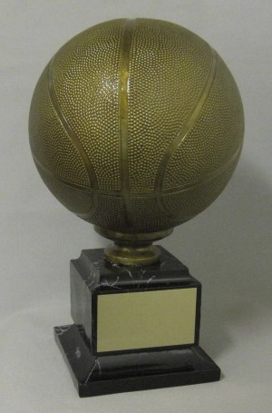 Golden Basketball Award Thumbnail